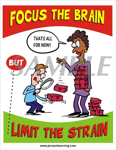 focus the brain