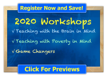 Teacher Workshops - Brain Based