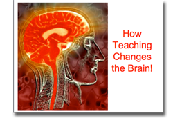 changin the brain teaching