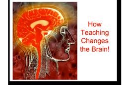 changin the brain teaching