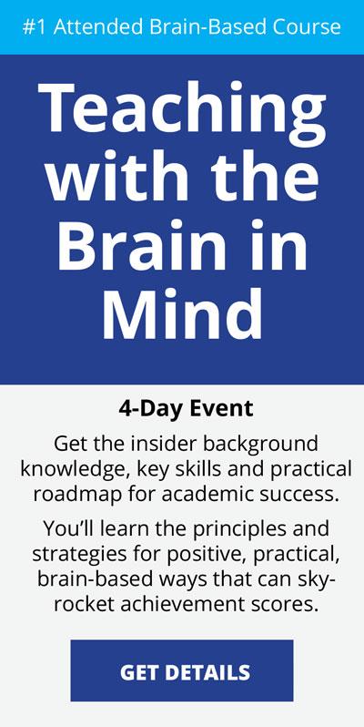 Jensen Learning Teacher Workshops Founder Brain Based Teaching