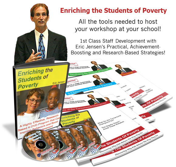Enriching The Brain Of Poverty DVD Workshop